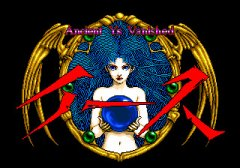 Ys Book I & II - Ancient Ys Vanished - pce-cd
