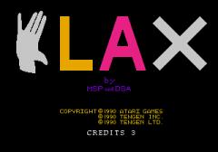 Klax - pce