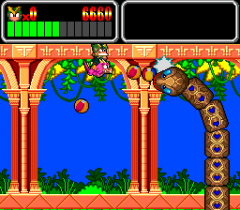 203813-monster-lair-turbografx-cd-screenshot-fighting-the-second.png