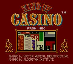 King of Casino - pce