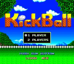 Kick Ball - pce