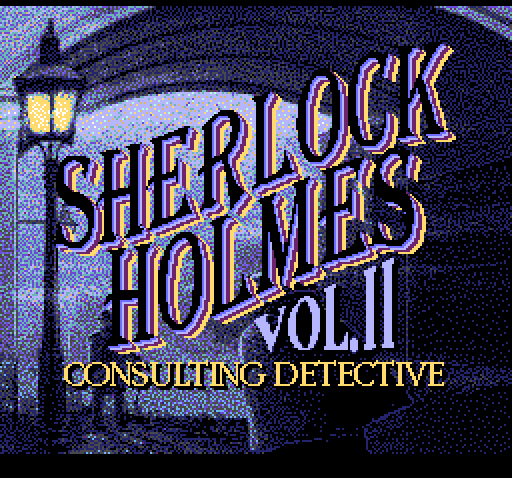 Sherlock Holmes Consulting Detective Volume II - pce-cd