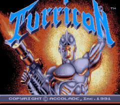 Turrican - pce