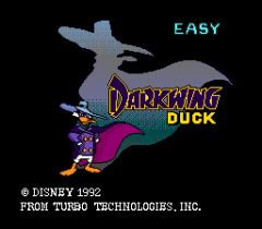 Disney's Darkwing Duck - pce