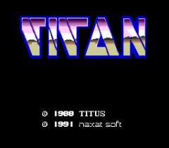 Titan - pce