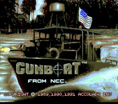 Gunboat - pce