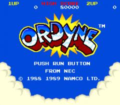 Ordyne - pce