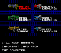 383869-silent-debuggers-turbografx-16-screenshot-weapon-selection.png