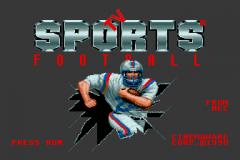 TV Sports Football - pce