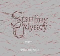 Startling Odyssey - pce-cd