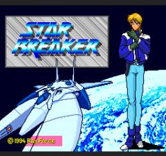 Star Breaker - pce-cd
