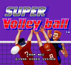 Super Volleyball - pce