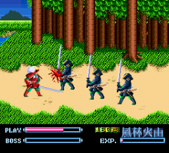 645236-takeda-shingen-turbografx-16-screenshot-enemies-charge.png