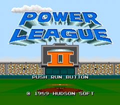 Power League II - pce