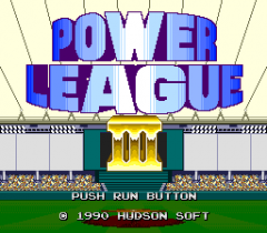 Power League III - pce