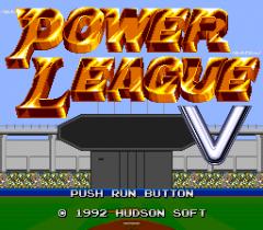 Power League 5 - pce