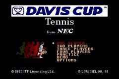 Davis Cup Tennis - pce