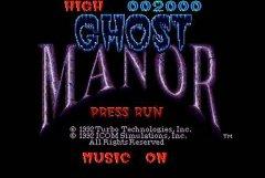 Ghost Manor - pce