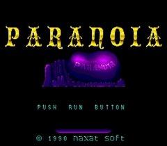 Paranoia - pce