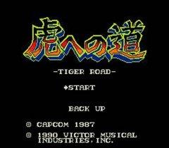 Tiger Road - pce