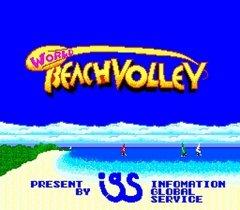 World Beach Volley - pce