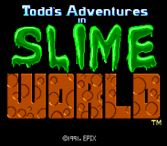 Slime World - pce-cd