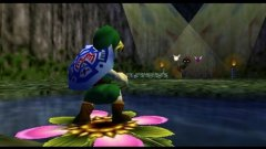The Legend of Zelda : Majora's Mask - n64