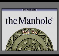 The Manhole - pce-cd