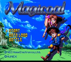 Magicoal - pce-cd