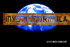 Mystic Formula - pce-cd