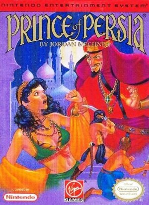 Prince of Persia - nes