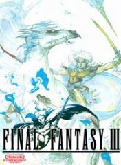 Final Fantasy III - nes
