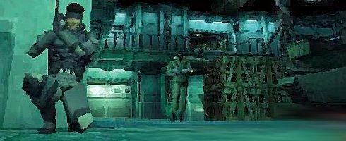 Metal Gear Solid - psx