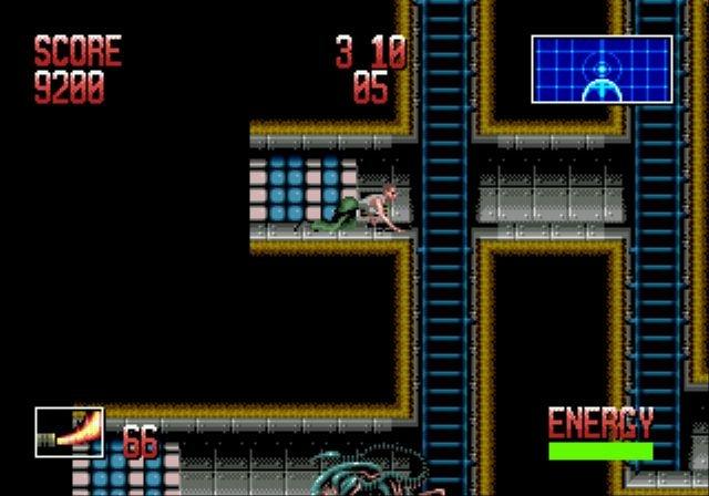 Alien 3 - megadrive