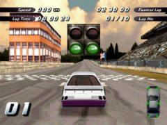 Destruction Derby 2 - psx