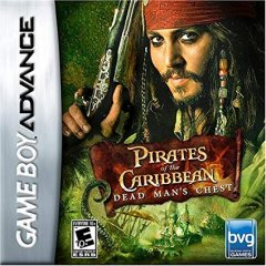 Pirates of the Caribbean - Dead Man's Chest - gba