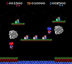 Balloon Fight - nes