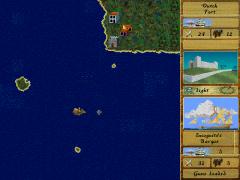 Pirates! Gold (DOS)
