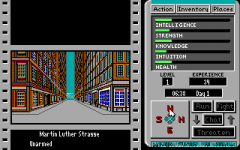 The Third Courier (DOS)