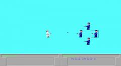 Crime Fighter (DOS)