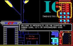 Metropolis (DOS)