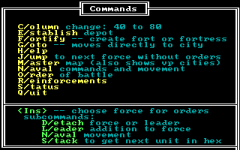 The Civil War (DOS)