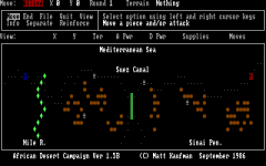 African Desert Campaign (DOS)