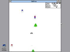 SkiFree (Windows 3.x)