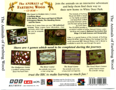 Animals Of Farthing Wood, The (Windows 3.x)