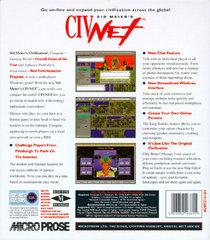 Sid Meier's CivNet (Windows 3.x)