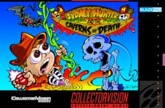 Sydney Hunter & The Caverns of Death (Super Nintendo)
