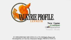 Valkyrie Profile : Lenneth (Playstation Portable)