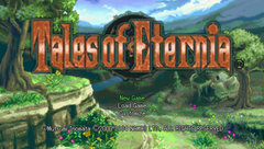 Tales Of Eternia (Playstation Portable)