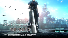 Crisis Core : Final Fantasy VII (Playstation Portable)
